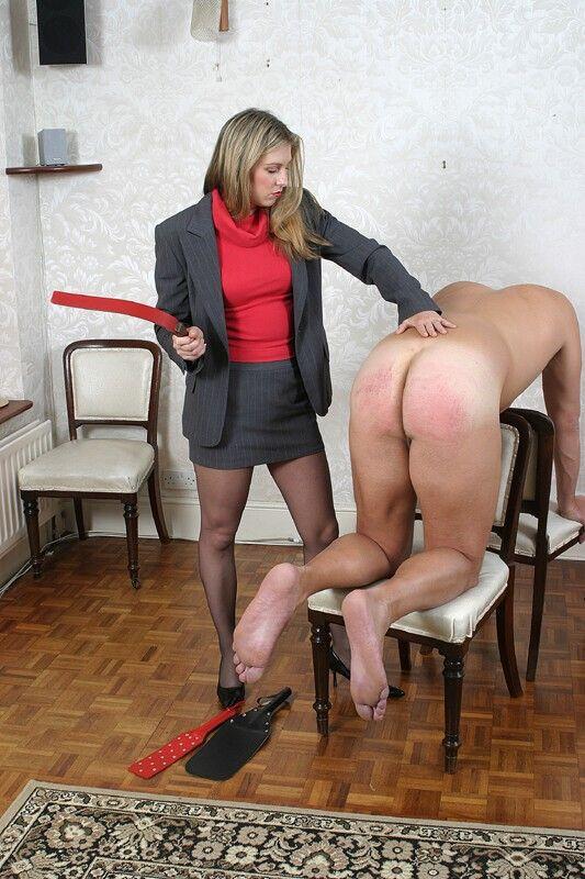 Later, domestic discipline female domination