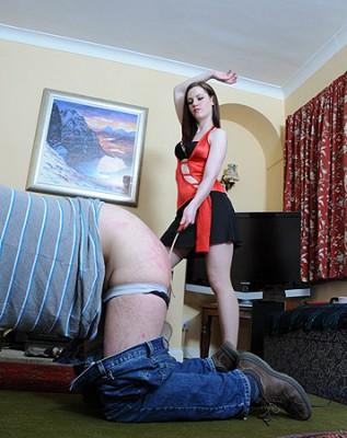 Spanked Slave